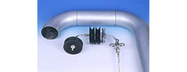 Cylinder gazu osłonowego systemy modułowe