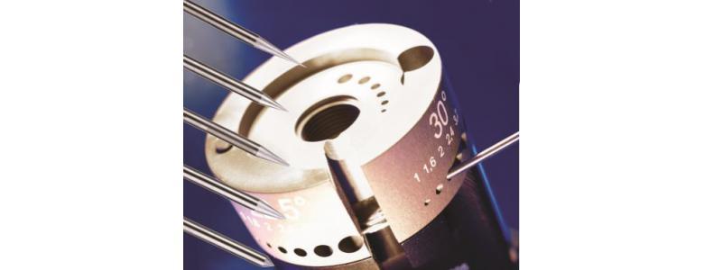 Ostrzałka do elektrod wolframowych