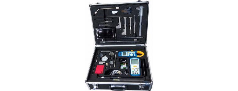 Akcesoria spawalnicze - Walizka inspekcyjna dla spawalnika